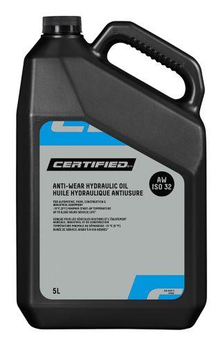 MotoMaster Hydraulic Oil, 5-L