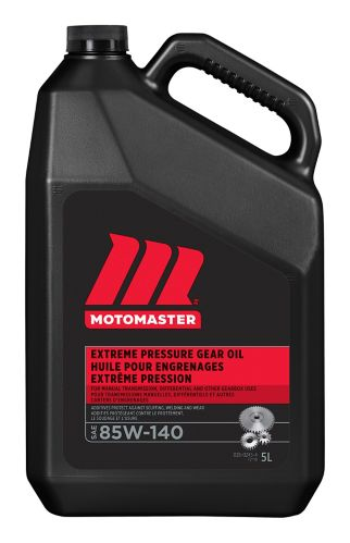 MotoMaster Extreme Pressure Gear Oil, 5-L