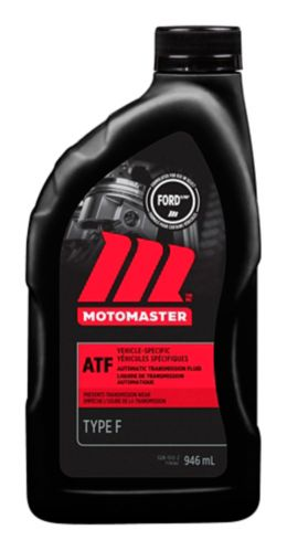 MotoMaster Type F Automatic Transmission Fluid, 946-mL