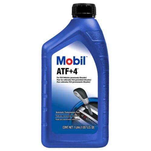 Mobil A+4 Transmission Fluid, 1-L