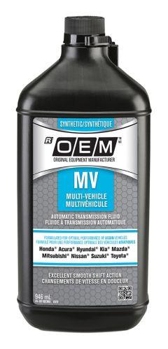 OEM Synthetic Multi Vehicle Asian ATF, 946-mL