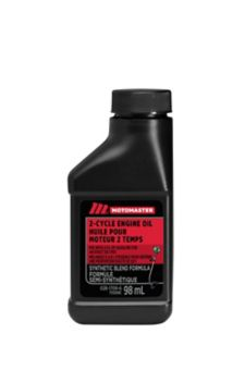 MotoMaster 2-Cycle Oil 5L 50:1 Perfect Mix, 98-mL
