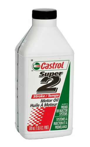 Castrol 2 Stroke Small Engine Oil Canadian Tire