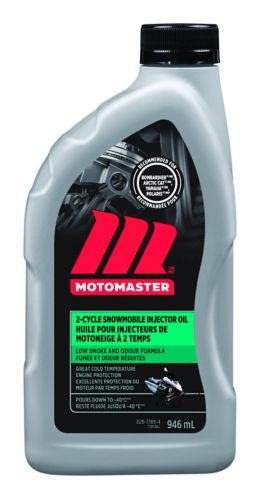 MotoMaster Formula 1 Snowmobile Oil, 946 mL