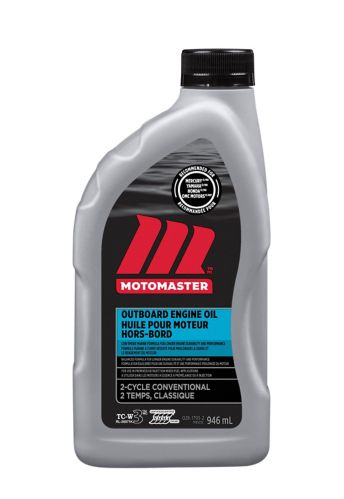 MotoMaster Formula 1 2-Cycle Outboard Engine Oil