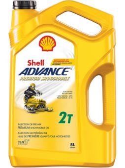 Shell Advance Snowmobile Oil, 5L