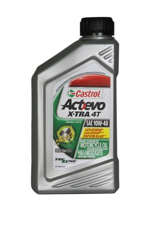 Castrol Actevo X Tra10w40 4 Stroke Oil 946 Ml Canadian Tire