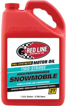 Red Line 2 Stroke Synthetic Snowmobile Oil 3 78 L