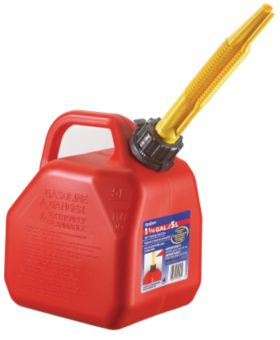 Plastic Gas Cans >> Scepter Gas Can 5 L