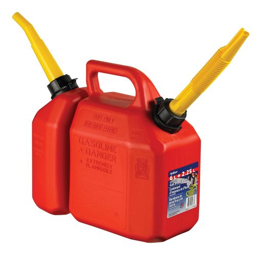 Scepter 2-in-1 Oil & Gas Can Combo