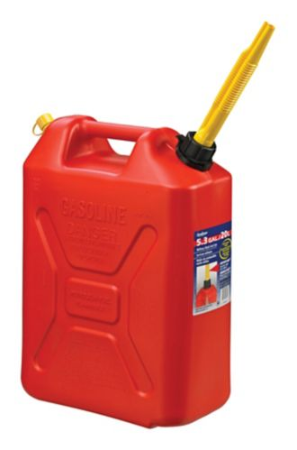 Scepter 4WD Vented Gas Can, 20 L