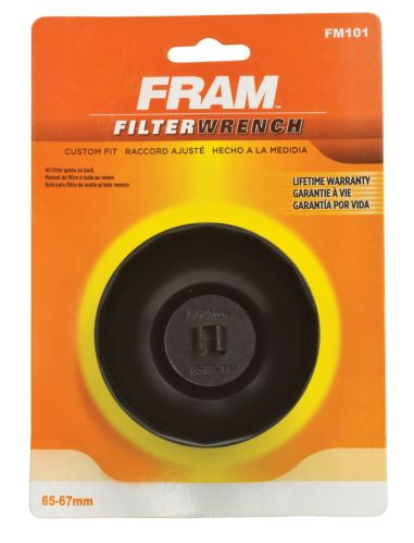 Fram Metal FM101 Oil Filter Cap Wrench