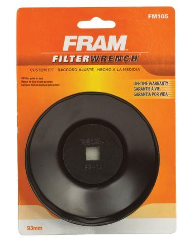 Fram Metal FM105 Oil Filter Cap Wrench