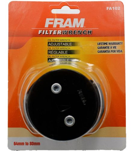 FRAM Adjustable Wrench Product image