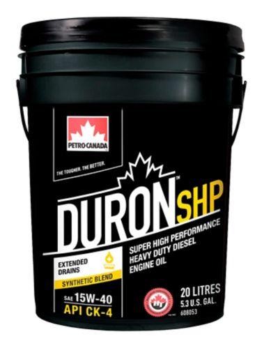 DURON Super High Performance Diesel Engine Oil, 15W40, 20-L Product image