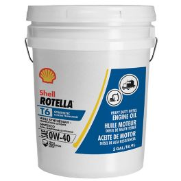 Rotella T6 Synthetic Diesel Engine Oil, 18 9-L | Canadian Tire