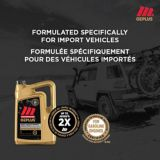 MotoMaster OEPlus Import 0W20 Premium Synthetic Engine Oil, 5-L   MotoMasternull