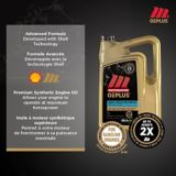 MotoMaster OE Plus Domestic Engine Premium Synthetic Motor Oil, 5-L | MotoMaster | Canadian Tire