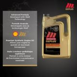 MotoMaster OEPLUS European 0W30 Premium Synthetic Engine Oil, 5-L | MotoMasternull
