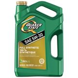 Huile moteur synthétique Quaker State Ultimate Durability, 5 L | Quaker State | Canadian Tire