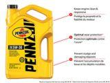 Pennzoil 5W-30 Motor Oil, 5-L   Pennzoilnull