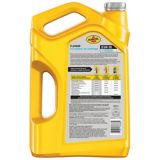 Pennzoil Platinum SyntheticEngine Oil, 5-L | Pennzoil | Pennzoil Platinum Synthetic Engine Oil is fortified with Active Cleansing Agents™ to continuously prevent dirt and contaminants from turning into performance-ro