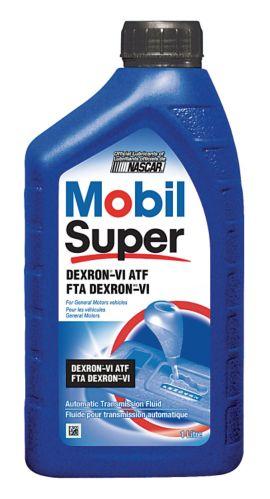 Liquide pour boîte de vitesses Mobil Dexron-VI ATF