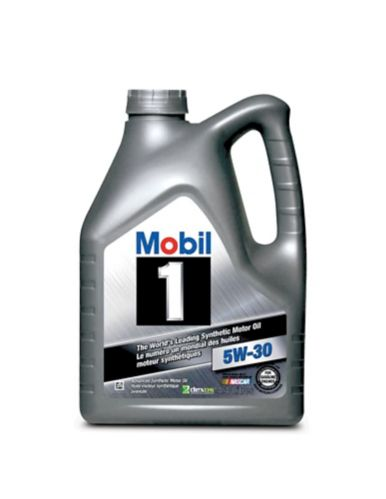Mobil 1 Synthetic Engine Oil, 4.4-L Product image