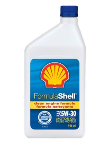Shell Conventional Motor Oil, 946-mL