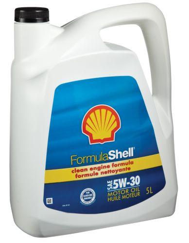 Shell Motor Oil Jug
