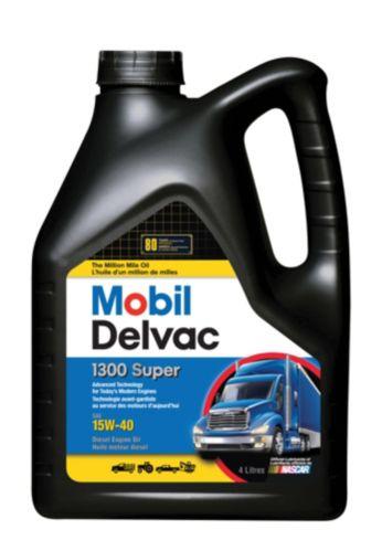 Bidon d'huile Mobil Delvac 1300 Super 15W40