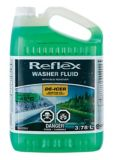 Reflex All-Season Windshield Washer Fluid with Detergent, -45°C, 3.78-L | Reflexnull