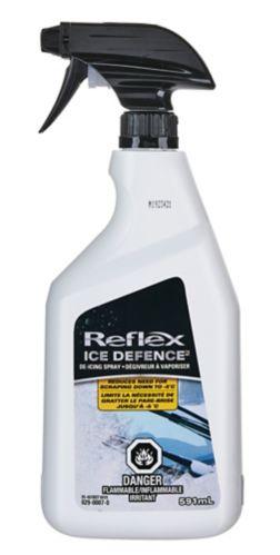 Dégivreur de pare-brise Reflex Ice Defence, vaporisateur