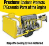 Prestone Antifreeze + Coolant Concentrate, 3.78-L | Prestonenull