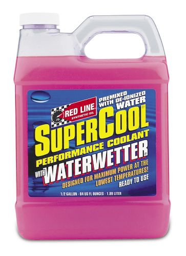 Red Line SuperCool Performance Coolant with WaterWetter®, 1.89-L