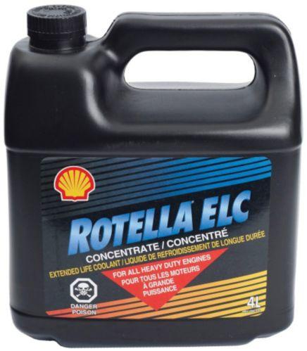Liquide de refroidissement Rotella, 4 L