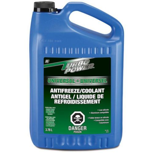 Turbo Power Universal Concentrated Anti-Freeze/Coolant, 3.78-L Product image