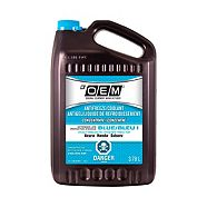 OEM Concentrated Premium Anti-Freeze Coolant, Honda, Acura, Subaru, 3.78-L