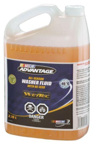Liquide de lave-glace toute saison NASCAR Advantage