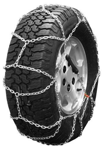 Light Truck Lightweight Diamond Back Square Link Tire Chain