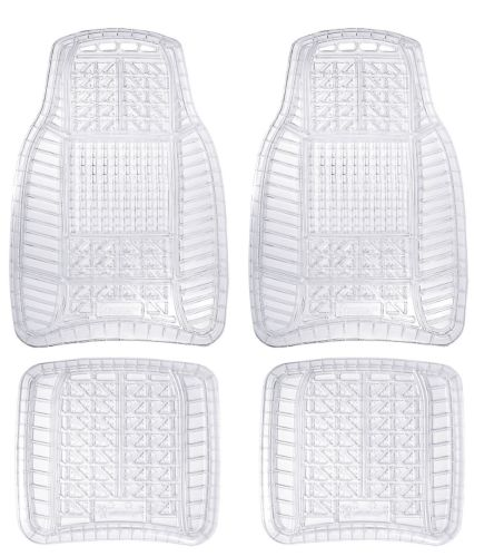 Michelin Non-slush 4-piece Front Floor Mat Set