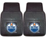 NHL Edmonton Oilers Car Mat Set, 2-pc | Fan Mats | Canadian Tire