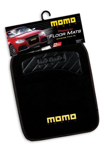 Tapis d'auto avant MOMO, qualité supérieure