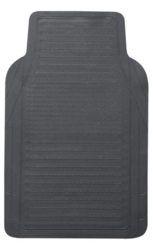 Tapis d'auto Non-Slush, gris, 4 pces
