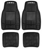 4-piece Rubber Floor Mat Set | MotoMaster | Canadian Tire