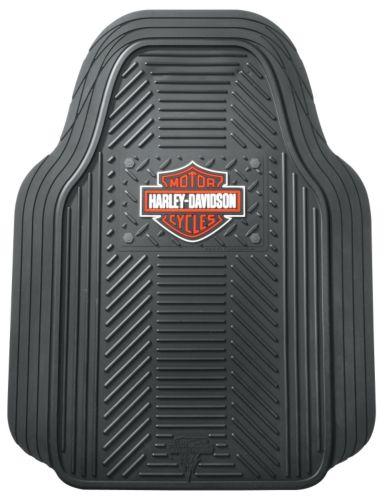 Harley-Davidson Floor Mat Set, 2-pc
