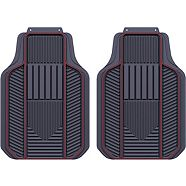 GloveBox Floor Mat with Piping, 2-pc
