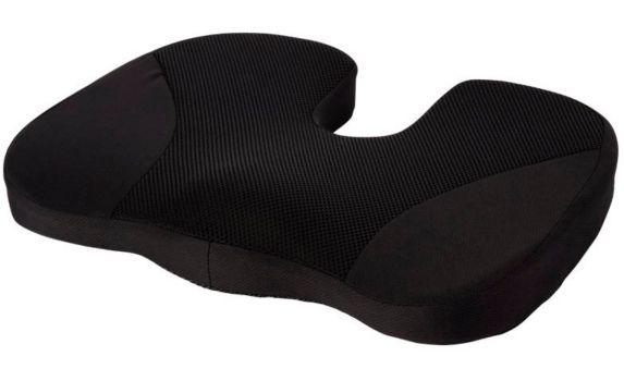 AutoTrends Gel Seat Cushion, Black