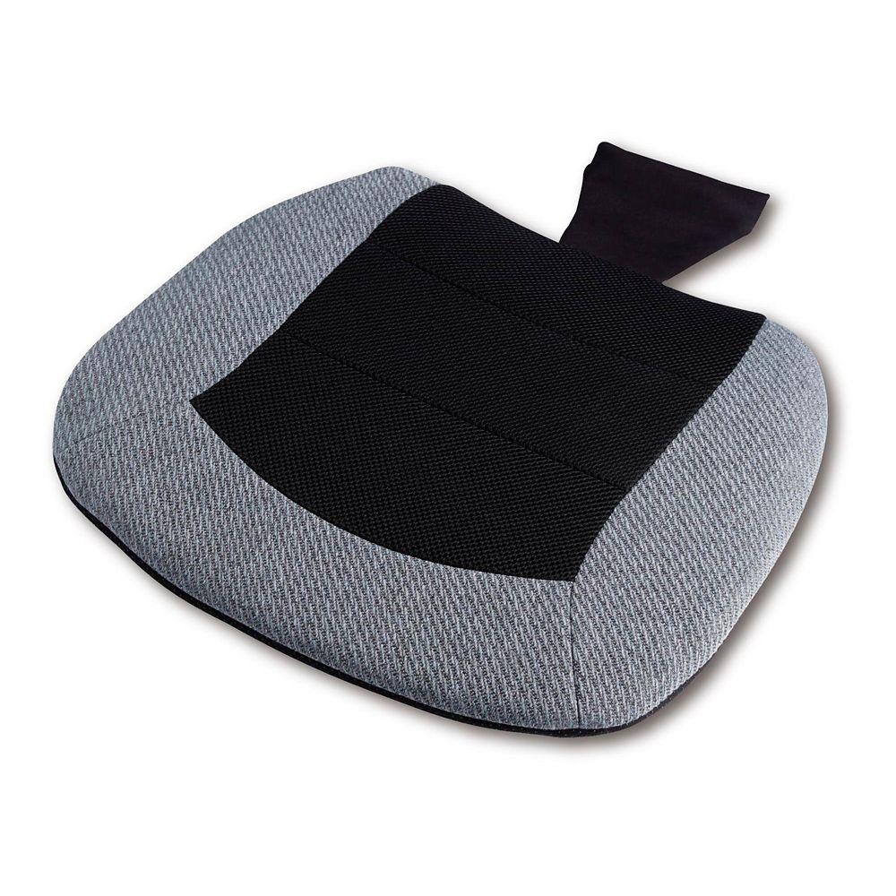 Autotrends Gel Seat Cushion, Grey