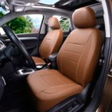 Glovebox PVC Low Back Seat Cover, Tan, 2-pc | GloveBox | Canadian Tire